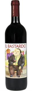Il Bastardo Sangiovese di Toscana 2015 750ml - Case of 12